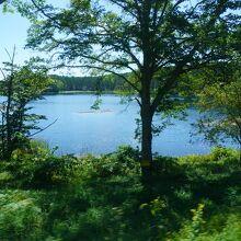 飯綱湖(上一ノ倉池)