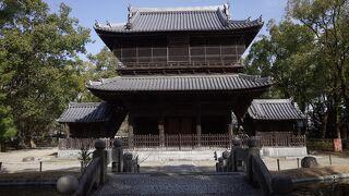 聖福寺 山門