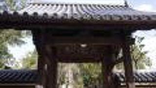 聖福寺 総門