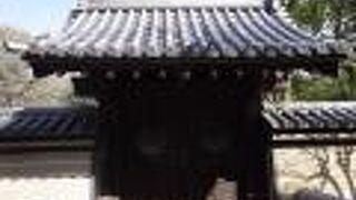 聖福寺 勅使門
