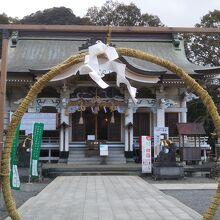 武雄神社(武雄五社大明神)