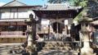 八景 天祖神社