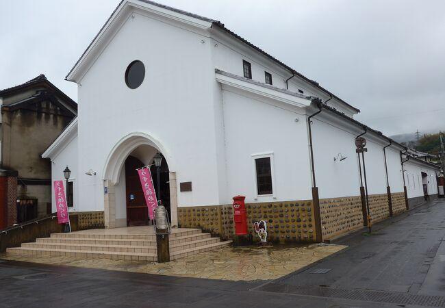 南蛮文化の資料を展示している観光案内所を訪れました!!
