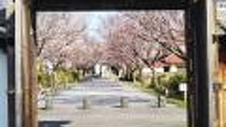 旗本徳山陣屋公園