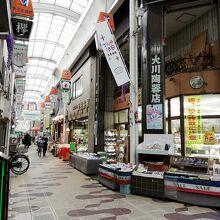 野田新橋筋商店街