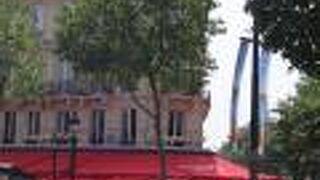 ホテル バリエール ル フーケ パリ