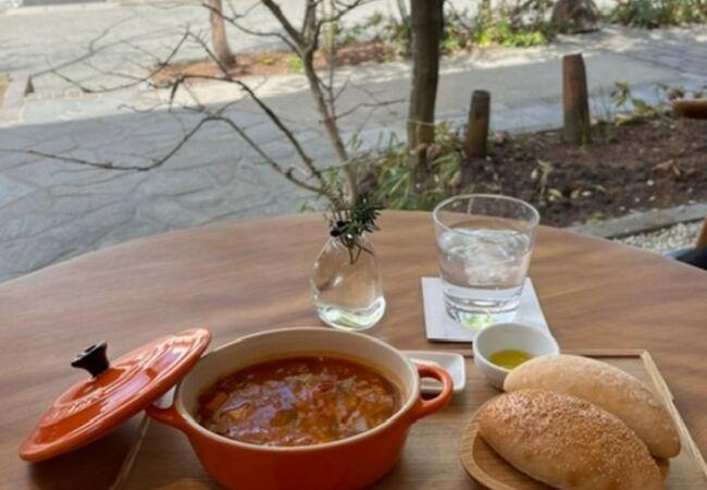 エスコヤマのカフェ