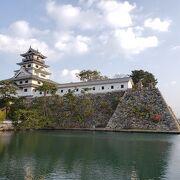 築城の天才藤堂高虎が建てたといわれています。