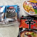 鶴橋に行かなくても韓国食材いろいろ