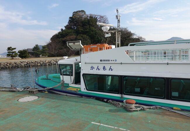 巖流島渡船