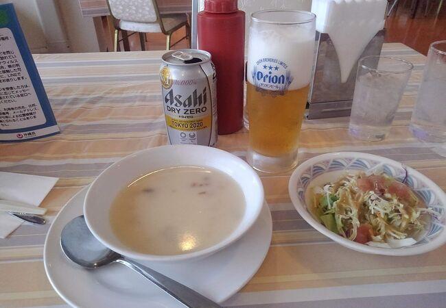 ザ・昭和なレストラン