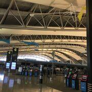 2つのターミナル