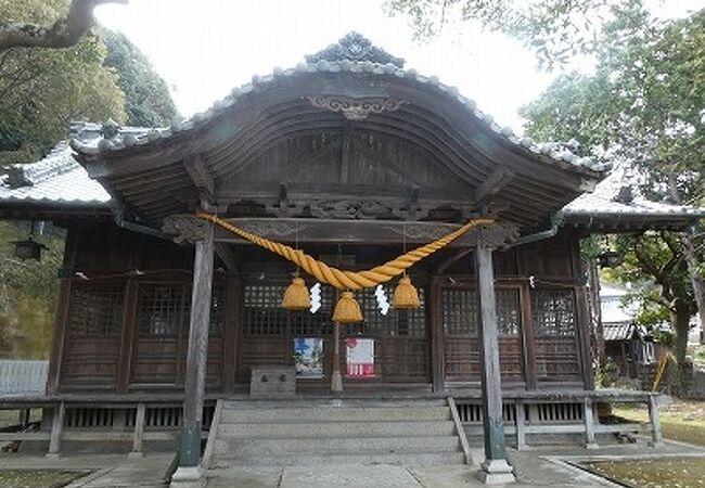 姫子島神社 秋の例大祭