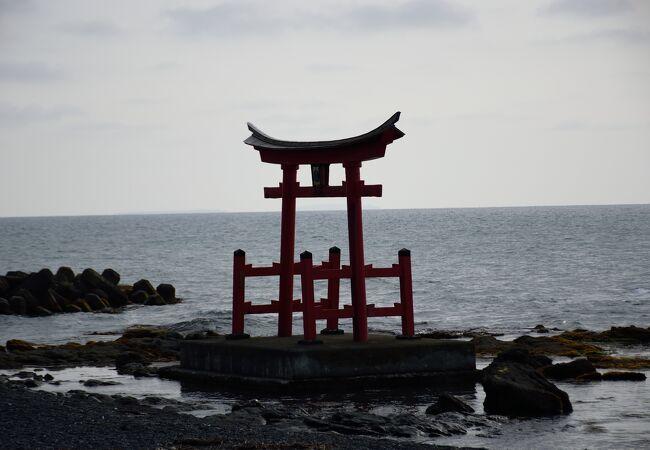 日本海を見渡す絶景スポット
