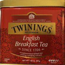 紅茶の茶葉購入
