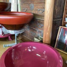こね鉢も良い色 ♡