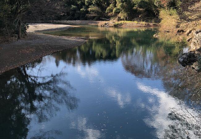高麗川横手渓谷