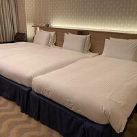 ベッドが3台あっても広く感じます。