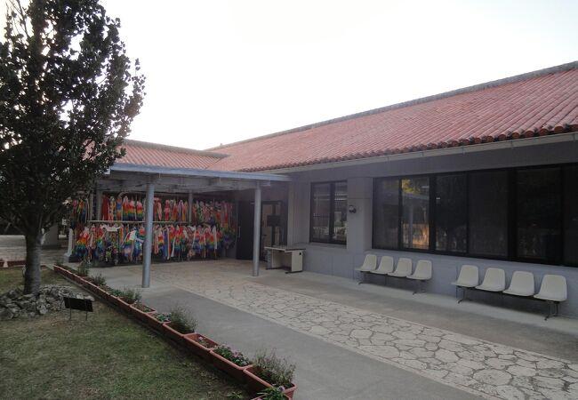 ひめゆり学徒の沖縄戦での足取り、歴史を知る資料館です。