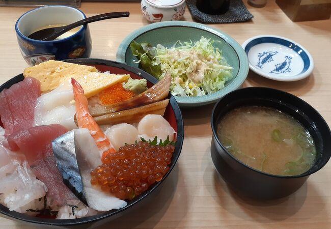 いわき海鮮寿司 おのざき ラトブ店
