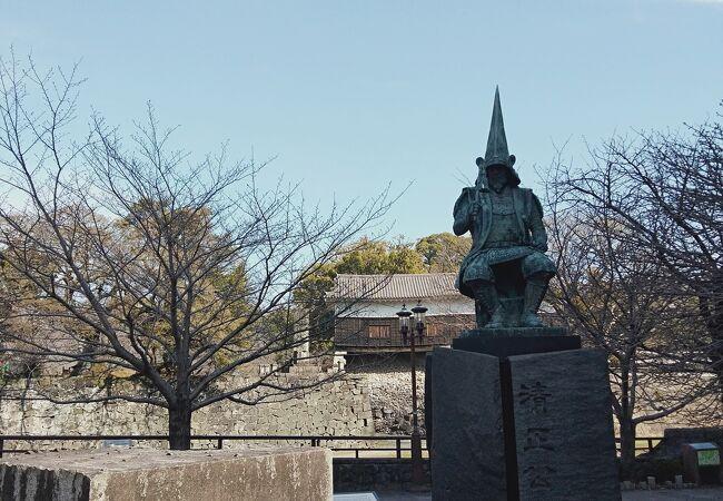 熊本城に来たらぜひ