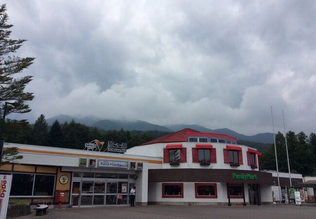 駒ヶ岳サービスエリア (上り線)