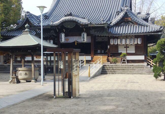 吾彦山大聖観音寺(あびこ観音)