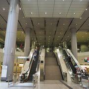 エアポートエクスプレスの駅 九龍駅