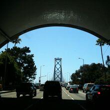 サンフランシスコ オークランド ベイブリッジ