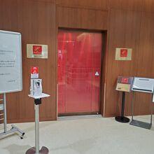 那覇空港 JAL国内線 サクララウンジ