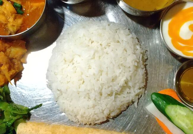 ネパール民族料理 アーガン