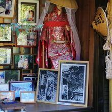 大門坂茶屋