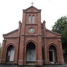 教会の資料館