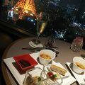 圧巻の東京タワー