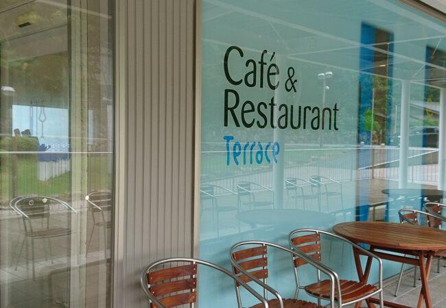 城崎マリンワールド カフェ&レストラン テラス