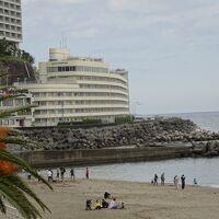 サンビーチから見た外観