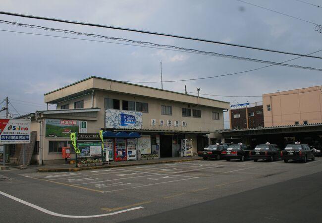 世界遺産・富岡製糸場への最寄り駅
