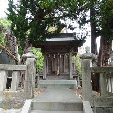走り湯神社