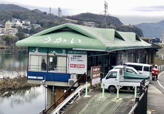 木曽川鵜飼