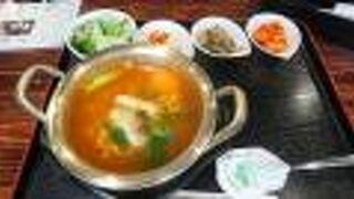 韓国料理 プサンハン