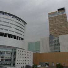 高松港旅客ターミナルビル