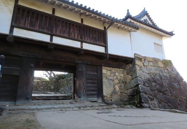 彦根城 太鼓門櫓