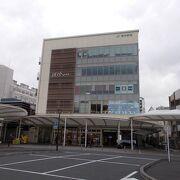 JR東中野駅ノショッピングモールです。