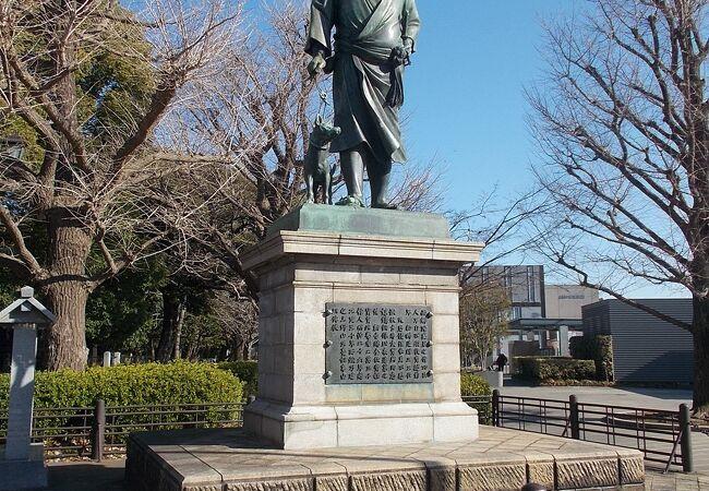 上野 公園 西郷 隆盛