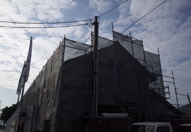 旧三角海運倉庫 (三角築港記念館)