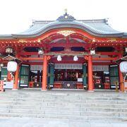 ご縁結びの「生田神社」