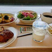 長野県で一番高い場所にあるレストラン