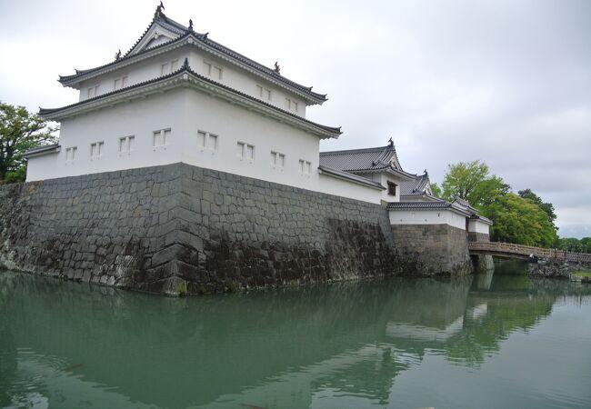 駿府城公園 東御門高麗門