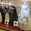 スプリングフェアで宝塚のお衣装展示