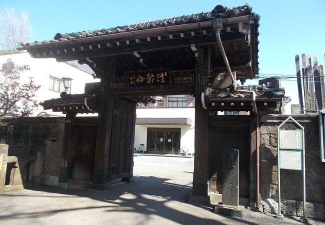 浄光寺(雪見寺)